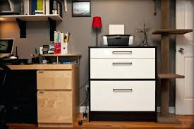 Small White Filing Cabinet Uk Filing Cabinet Desk Ikea Cabinet ...