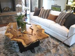 Teak Living Room Furniture Rustic Living Room With Upholstered Sofa Zillow Digs Zillow