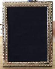 silver antique picture frames. Hallmarked Silver Photo Frame Antique Picture Frames