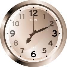 Javascript Modern Clock