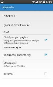 alochat milli mesajlaşma 1 0 3 screenshot 7