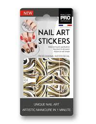 NAIL ART STICKERS – MOLLONPRO