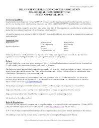 Sample Cover Letter For A Coaching Job   LiveCareer SlideShare