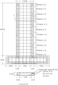 Small Picture Reinforcement details of shear wall Figure 1 of 23