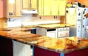 for wood countertops home improvement sealer for wood wood slab countertops