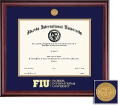 diploma frames fiu maidique campus bookstore framing success fiu bachelor classic degree frame