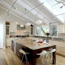 Image Modern Modern Kitchen Photos Sloped Ceiling Lighting Design Ideas Pictures Remodel And Decor Page Pinterest Modern Kitchen Photos Sloped Ceiling Lighting Design Ideas Pictures