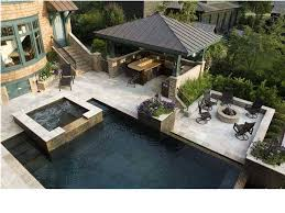 ... Outdoor Kitchen Designs With Pool Pictures ...