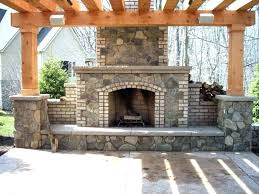 how to build a outdoor fireplace luxury fire brick for fire pit outdoor fireplaces ideas building
