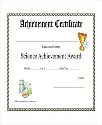 Sample Certificate Award 21 Award Certificate Examples Word Psd Ai Eps Vector