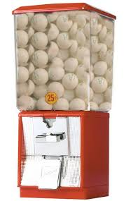 Golf Ball Vending Machine Adorable Foosball Ball Vending Machine Gumball Machines Direct