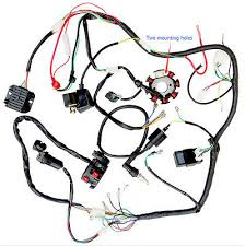 What to look for and why is the main topic. Complete Electrics Wiring Harness Chinese Dirt Bike 150 250cc Zongshen Loncin Ys Ebay