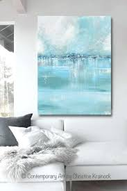coastal wall art print art abstract painting blue sea foam green grey white canvas coastal wall coastal wall art  on coastal life canvas wall art with coastal wall art beach decor canvas art beach wall art coastal by
