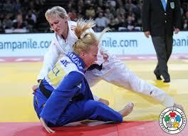 JudoInside - News - Charline Van Snick prolongs European title U48kg