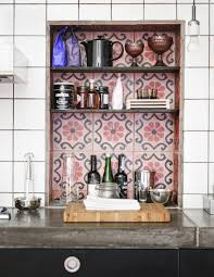Kitchen Magazine Kitchen Pattern Splash Coco Kelley Coco Kelley