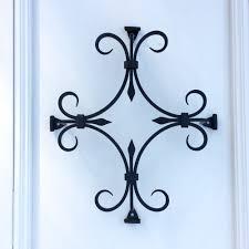 Landhausstil Eisen Gitter Als Schickes Fenstergitter