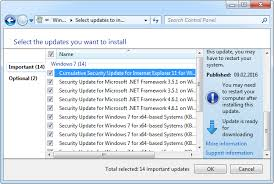How To Update Windows 7 How To Find Out Every Last Thing About Windows Update
