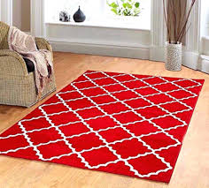 mesmerizing gorgeous area rug red contemporary trellis modern geometric rugs maple corug all plush for living room design dining s designs style
