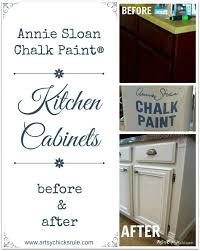 Small Picture 130 best Annie Sloan Chalk Painted Kitchens images on Pinterest