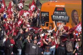 College GameDay trucks roll into Pullman on Wednesday - CougCenter