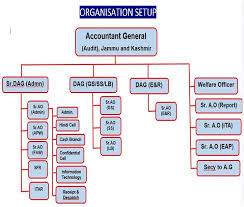 Cag Organisation Chart Organisation Chart Accountant General Audit J K
