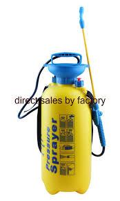 garden pump sprayer. Garden Hand Plastic Pressure Water Portable Sprayer Pump