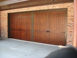 Custom Wood Doors - Overhead Door Company of South Central Texas