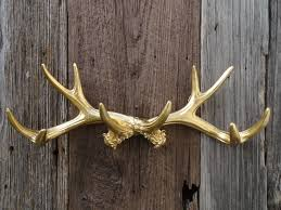 smartness inspiration antler wall decor home designing direct best of faux antlers plaque hanging rustic uk