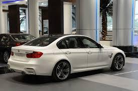 2015 bmw m3 white. Wonderful Bmw 2014 BMW M3 F80 Weiss Abu Dhabi Showroom 10 750x500 For 2015 Bmw White