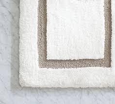 enthralling memory foam bath mat morgan rug pottery barn best