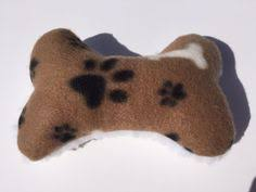 dog toy stuffed bone toy paw print pet toy plush fleece dog stuffed toys bone shape toys no squeaker squeak free toys stuffed dog toy