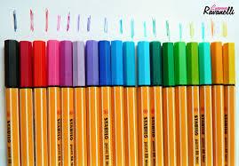 Resultado de imagem para caneta colorida