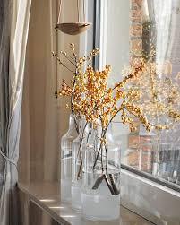 Schlichte Weihnachtsdeko Für Die Fensterbank Wenige