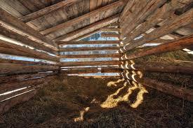inside barn background. barn inside with hay by austriaangloalliance background n