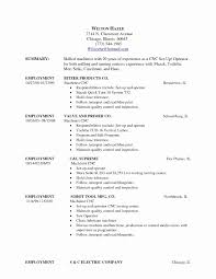 Digital Press Operator Sample Resume Cna Resume Templates Awesome Beautiful Machine Operator Sample 18
