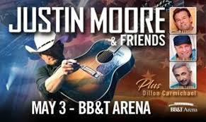 Nku Seating Chart B 105 Welcomes Justin Moore To Bb T Arena At Nku B 105