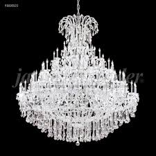 maria theresa grand 128 light chandelier silver 91830s2gt elite fixtures