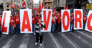 Risultati immagini per foto di manifestazione sindacli