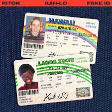 Music - amp; Riton Apple ‎fake Id Kah-lo By Single On
