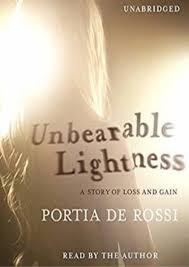 Unbearable Lightness Portia De Rossi Pdf Free Read Pdf Unbearable Lightness A Story Of Loss And Gain Read