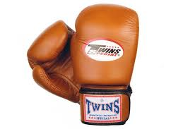 leather boxing gloves retro