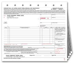 Straight Bol Straight Bill Of Lading Form Free Magdalene Project Org