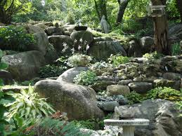 Small Picture Easy Rock Garden Ideas Garden Design Ideas