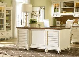 home office desks white. home offices southport executive desk distressed white office desks