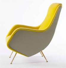 chair design. rare pair of aldo morbelli armchairs. yellow armchairdesigner chaircontemporary chair design n