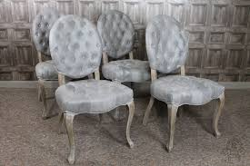 french dining chairs. French Style Upholstered Chairs Silver Grey For Contemporary Residence Dining Plan I