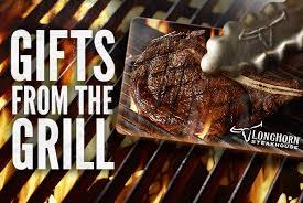 Gift Cards | LongHorn Steakhouse Restaurant