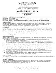 File Clerk Resume Template Delectable Resume Examples File Clerk Resume Top 48 Medical Records Clerk Resume