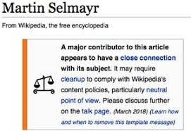 wikipedia article template martin selmayr busted by wikipedia for editing his own page