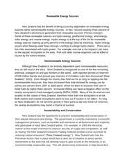 renewable energy study resources 2 pages sci256 renewable energy sources team